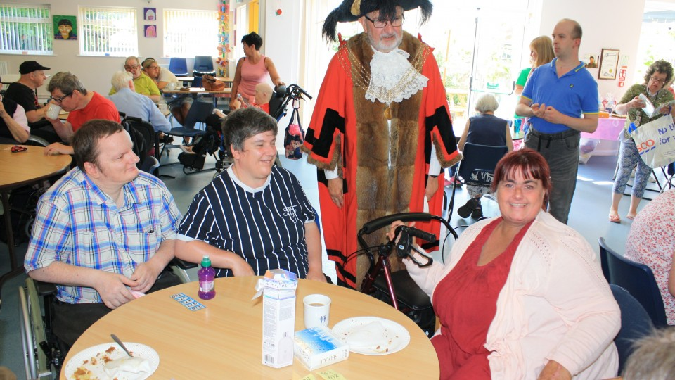 Coffee Morning with The Lord Mayor
